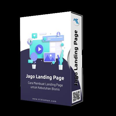 Jago Landing Page