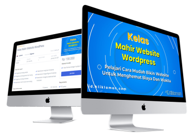 Mockup Ecourse Kelas Mahir Web 600px